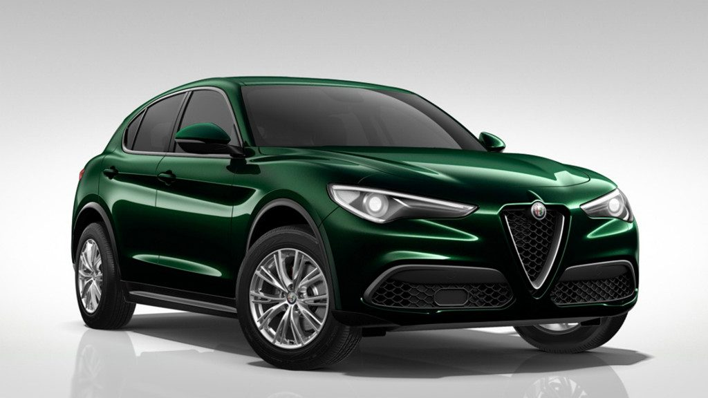 Stelvio 2.2 Turbodiesel 210 CV AT8 Q4 Ti - Immagine 0