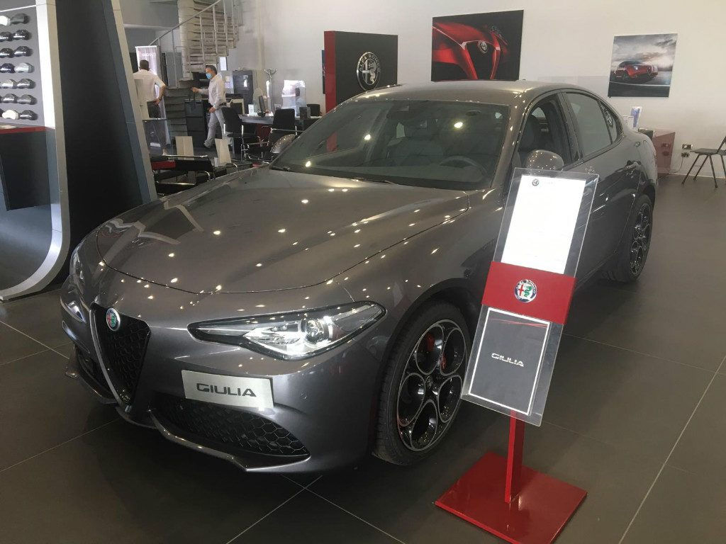 Giulia 2.2TDl 210 CV AT8 AWD Q4 Veloce Launch Edition - Immagine 0