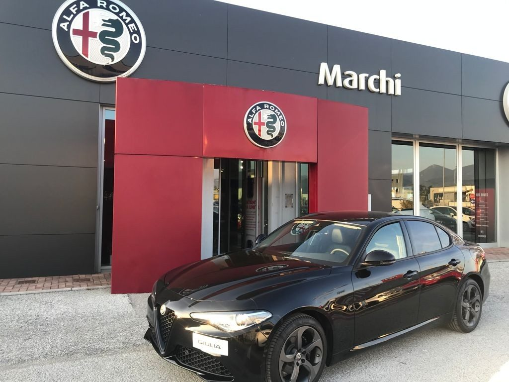 Giulia 2.2 Turbodiesel 190 CV AT8 Sprint - Immagine 0